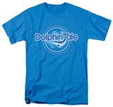 Dophin Tale - Halftone Logo Shirts