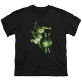 Youth: Green Lantern - Lantern Light Shirt