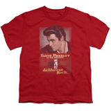 Youth: Elvis - Jailhouse Rock Poster T-Shirt