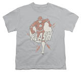 Youth: The Flash - Lightning Fast T-shirts