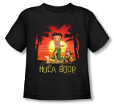 Toddler: Betty Boop - Hula Boop T-shirts