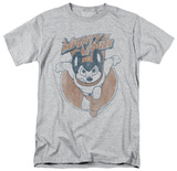 Mighty Mouse - Flying With Purpose Shirts