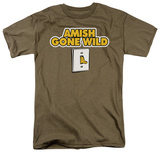 Amish Gone Wild T-shirts