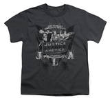 Youth: Justice League - Greatest Heroes T-shirts