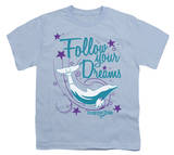 Youth: Dolphin Tale - Dreams Shirts