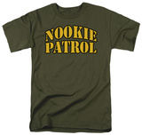 Nookie Patrol T-shirts