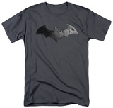 Batman Arkham City - Bat Logo T-Shirts