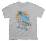 Youth: Axe Cop - Flying Car T-shirts