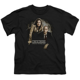 Youth: Law & Order: Special Victim's Unit - Helping Victims T-Shirt