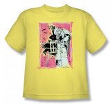 Youth: Helmet Girls - Guilded Cage T-shirts