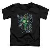 Toddler: Green Lantern - Surrounded by Death Shirts