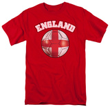 England T-shirts