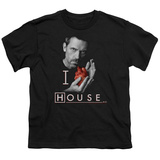 Youth: House - I Heart House T-Shirt