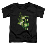 Toddler: Green Lantern - Lantern Light T-shirts