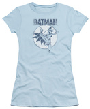Juniors: Batman - Swinging Bat T-shirts