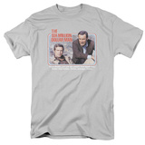 The Six Million Dollar Man - The First T-shirts