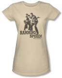 Juniors: Army Of Darkness - Ramming Speed! T-Shirt