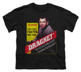 Youth: Dragnet - Dragnet Pulp T-shirts