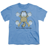 Youth: Garfield - Stuck T-shirts