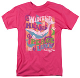 Dophin Tale - Winter Means T-shirts