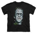 Youth: The Munsters - Herman's Head T-shirts