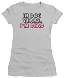 Women's: In Dog Years (Slim Fit) Shirts