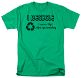 I Recycle T-Shirt