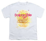 Youth: Dolphin Tale - Sunset T-shirts