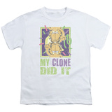 Youth: Garfield - My Clone Did It T-Shirt