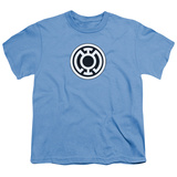 Youth: Green Lantern - Blue Lantern Logo T-shirts