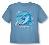 Toddler: Dophin Tale - Swimming Shirt