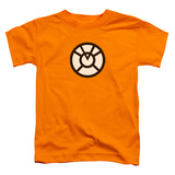 Toddler: Green Lantern - Agent Orange Logo T-shirts