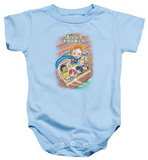 Infant: Archie Comics - Rainy Day Hero Infant Onesie