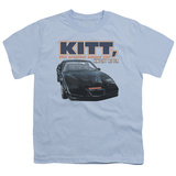 Youth: Knight Rider - Original Smart Car Shirt