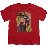 Youth: The Bionic Woman - Jamie and Max T-shirts