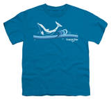 Youth: Dolphin Tale - Riding the Waves Shirts