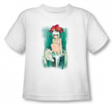 Toddler: Helmet Girls - The Milk Fountain T-Shirt