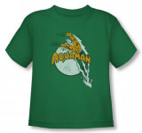 Toddler: Aquaman - Splash Shirt