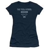 Juniors: Eureka - Tesla School Shirts