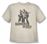 Youth: Army Of Darkness - Ramming Speed! T-shirts