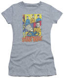 Juniors: Star Trek - Vintage Collage T-shirts