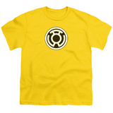 Youth: Green Lantern - Sinestro Corps Logo T-shirts