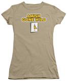 Juniors: Amish Gone Wild T-shirts