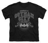 Youth: Batman - University of Gotham Shirts
