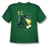 Youth: Axe Cop - Wexter T-shirts