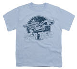 Youth: Star Trek - Retro Enterprise T-shirts