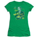 Juniors: Saved By The Bell - Mr. Belding T-shirts
