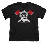 Youth: Axe Cop - Crossed Axes T-shirts