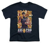 Youth: Axe Cop - Collection Cover Camiseta