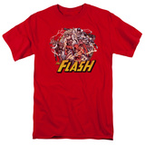 The Flash - Flash Family T-Shirt